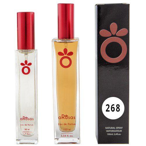 Perfume Equivalencia aRosas 268